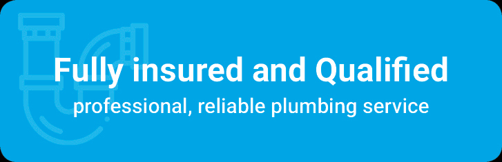 Fully Insured and Qualified with Designa Plumbing