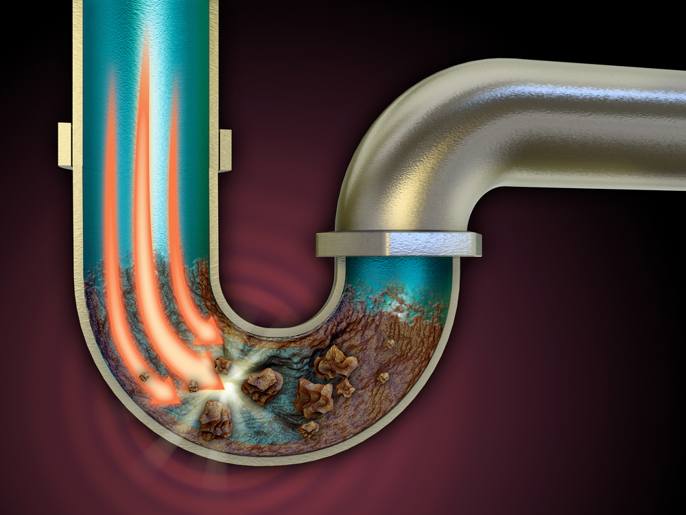 Blocked Drains: 4 chemical free ways to unblock your drains.